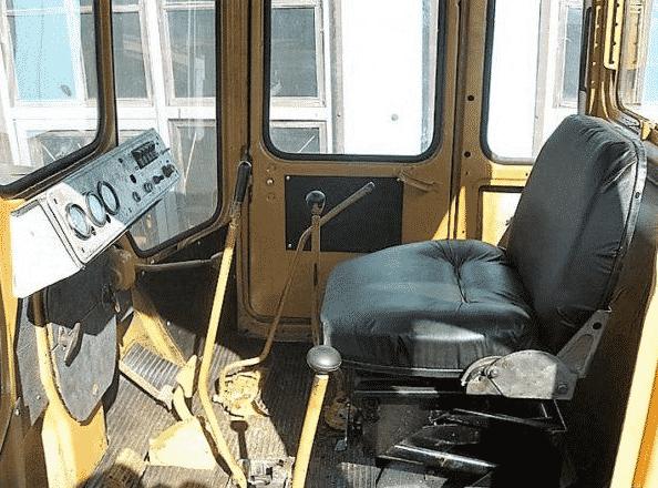 Дополнительные устройства для работы трактора Т-130