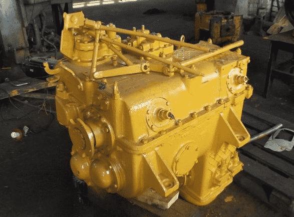 Двигатель трактора К-700