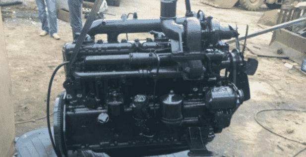 Двигатель трактора МТЗ-82