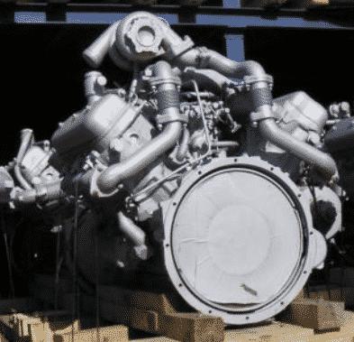 Двигатель трактора РТ-М-160