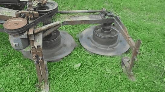 Фото сегментной косилки для трактора