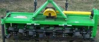 Фреза на трактор