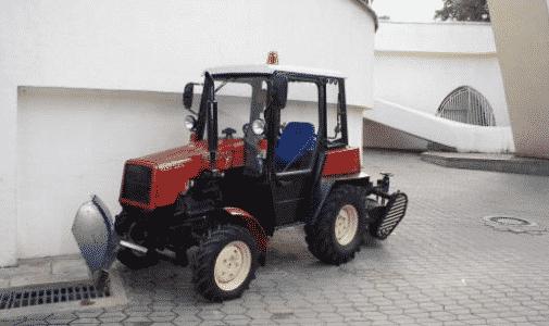 Гидравлика для трактора