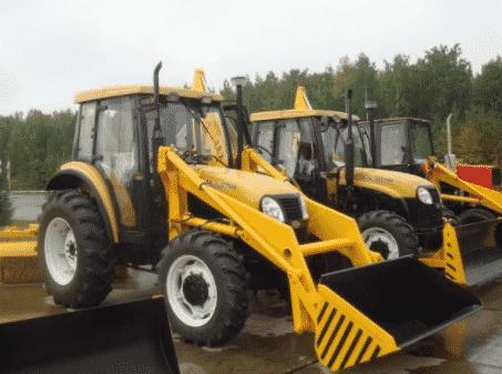 КУН для трактора