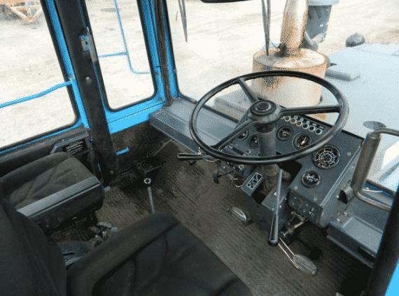 Как управлять трактором