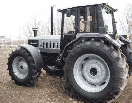 Колёсный трактор Lamborghini R1506