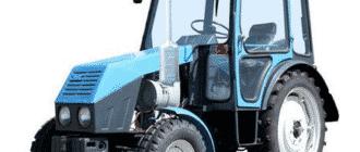 Колёсный трактор Т-25