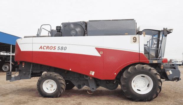 Комбайн «Акрос» 580