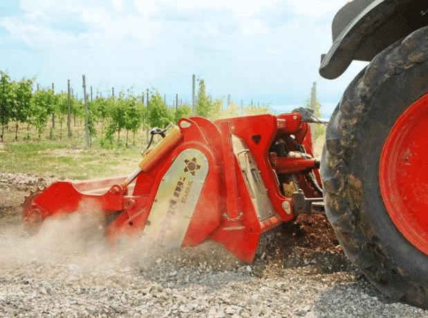 Комбинированные почвофрезы для тракторов