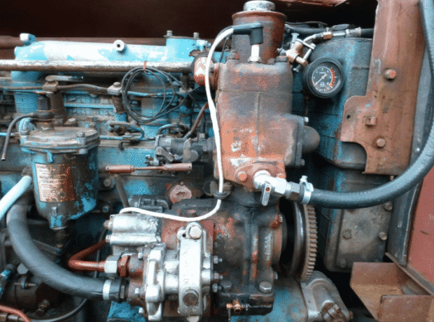 Конструкция трактора МТЗ-920