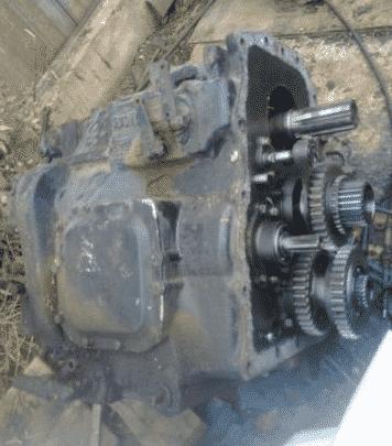 Коробка передач агрегата
