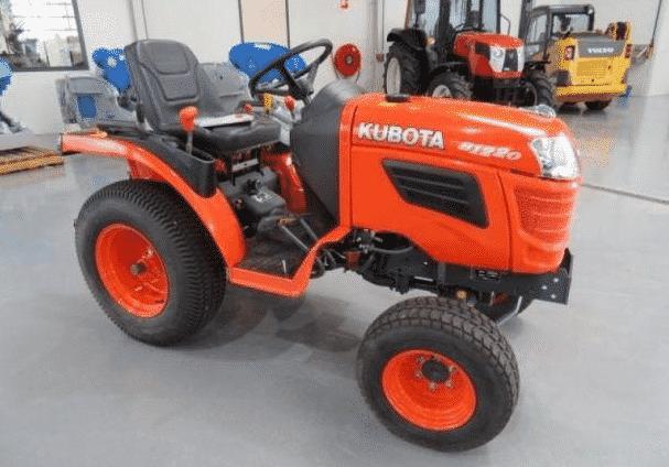 Мини-трактор Кубота 1220