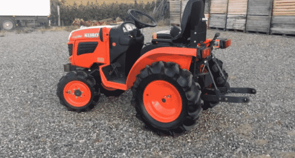 Мини-трактор Kubota B1620