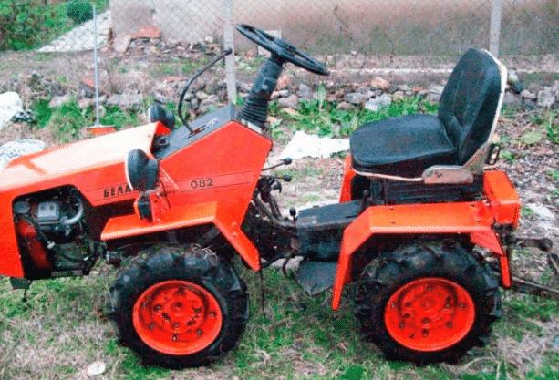 Мини-трактор МТЗ-082