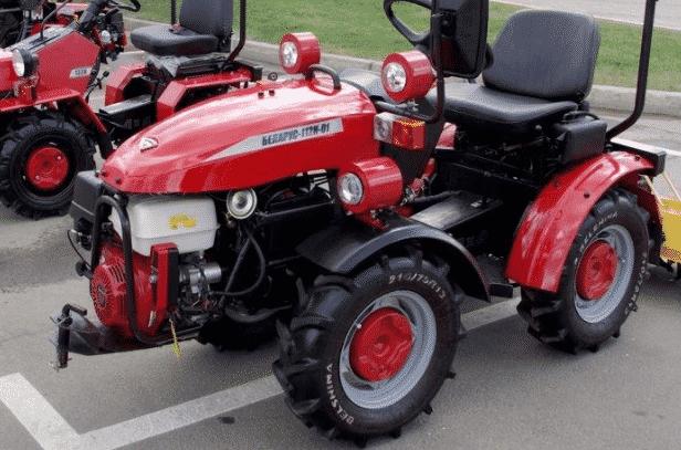 Мини-трактор МТЗ-112