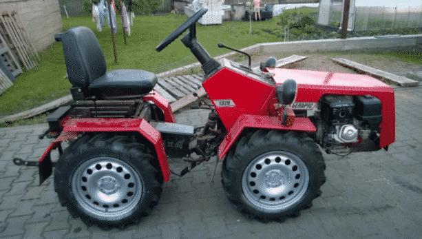 Мини-трактор МТЗ-132