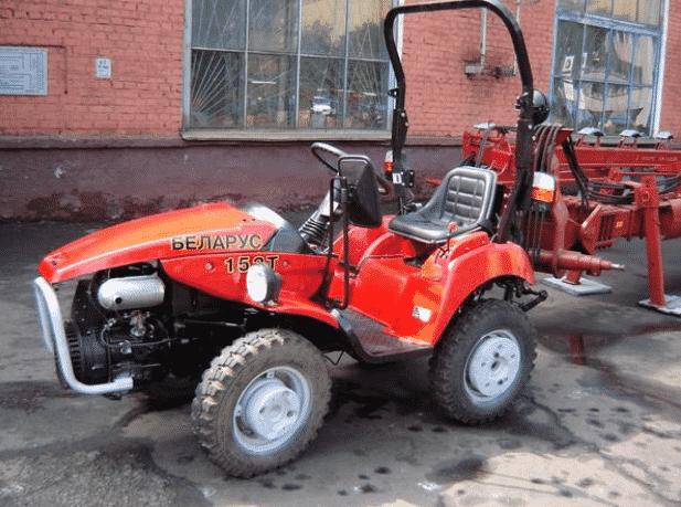 Мини-трактор МТЗ-152