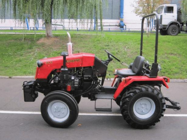 Мини-трактор МТЗ-311