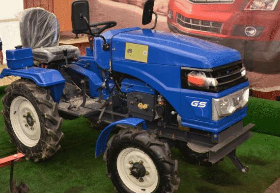 Мини-трактор Скаут Т-12