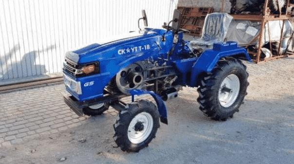Мини-трактор Скаут Т-18
