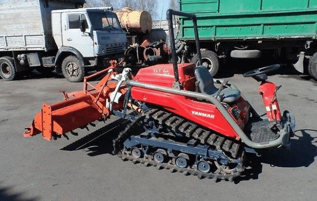 Мини-трактора Янмар АС 18