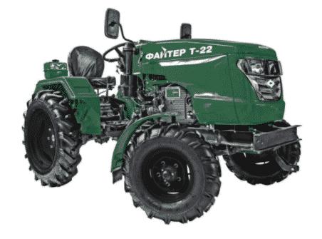 Минитрактор Файтер Т 22