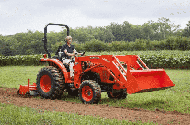 Модельный ряд тракторов Kubota