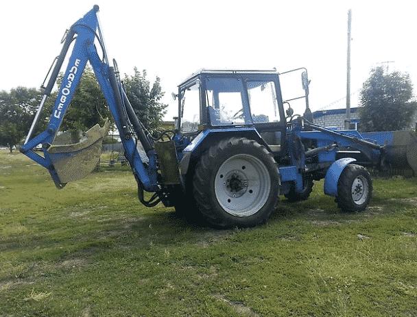 Навесное оборудование для трактора МЗ-82