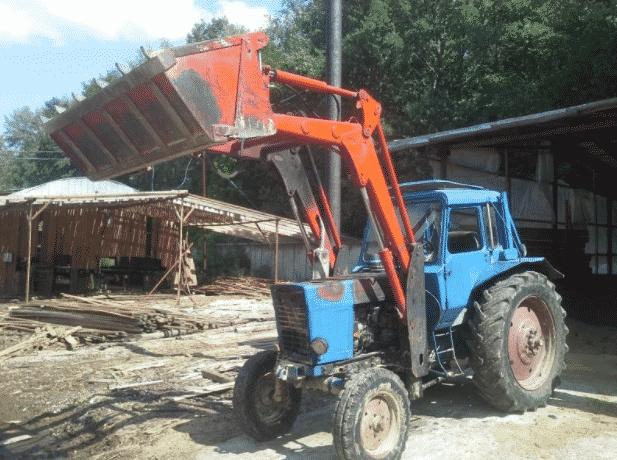 Навесное оборудование для тракторов МТЗ