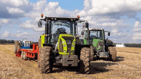 Нормы расхода топлива в тракторе