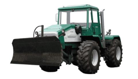 Основные отличия трактора