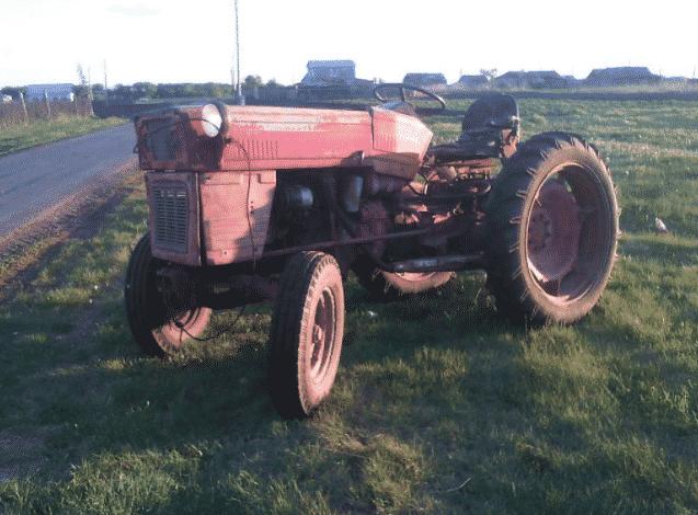Особенности трактора Универсал 445