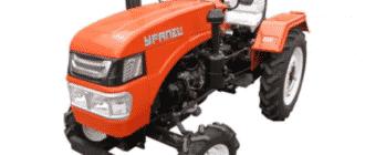 Особенности трактора «Уралец» 220
