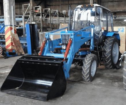 ПКУ-08 для трактора