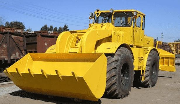 Погрузчик трактор К-701