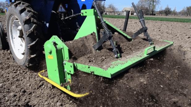 Предназначение фрезы для трактора