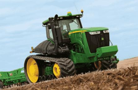 Самый дорогой в мире трактор Case IH Steiger 600