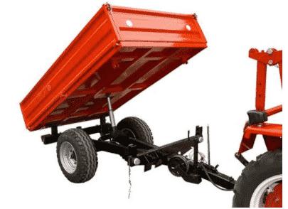 Телега самосвальная для трактора