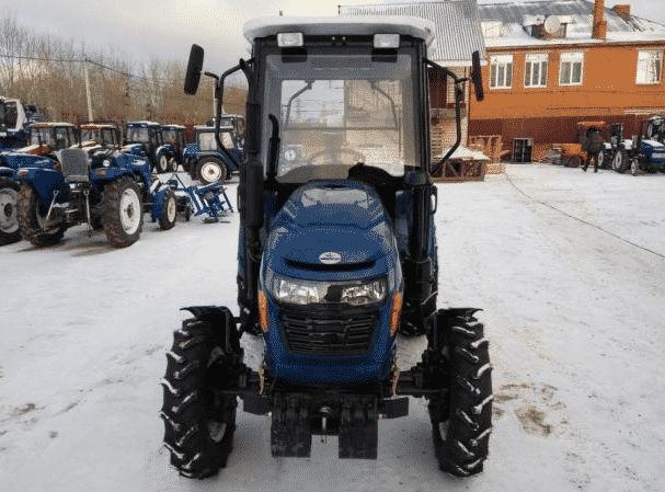 Трактор Чувашпиллер 354