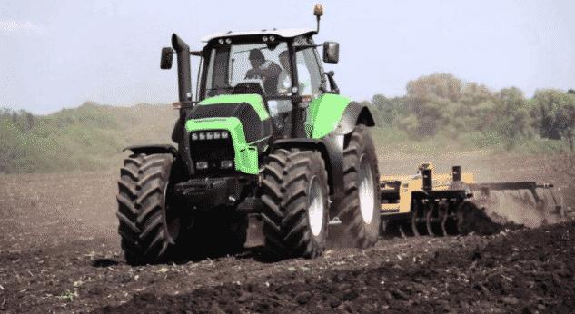 Трактор Deutz Fahr Agrotron X 720