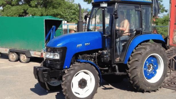 Трактор Джинма 804