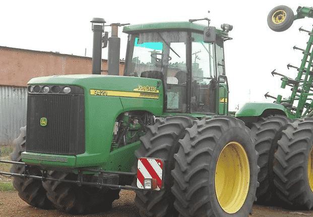 Трактор Джон Дир 8420