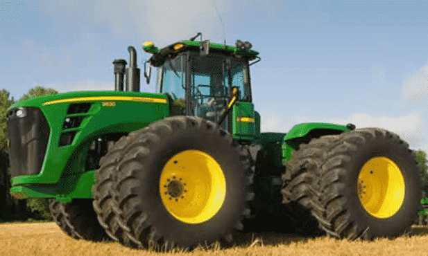 Трактор Джон Дир 9630