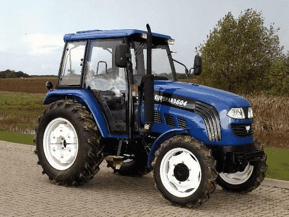Трактор Foton Lovol Euro 604