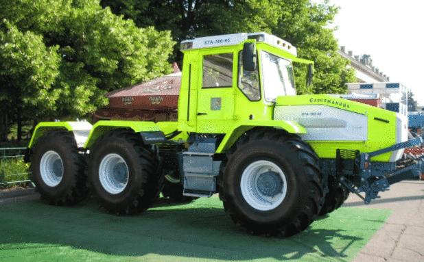 Трактор ХТА-300