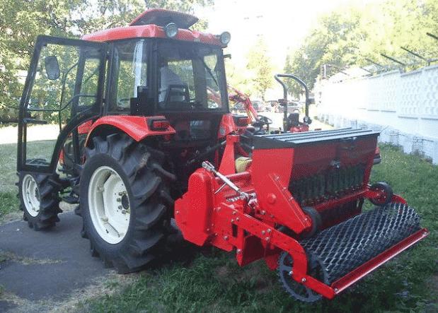 Трактор Kioti DK551C
