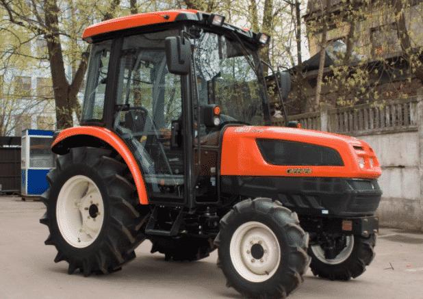 Трактор Kioti EX40