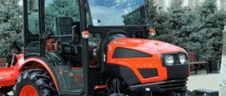 Трактор Киоти СК 22