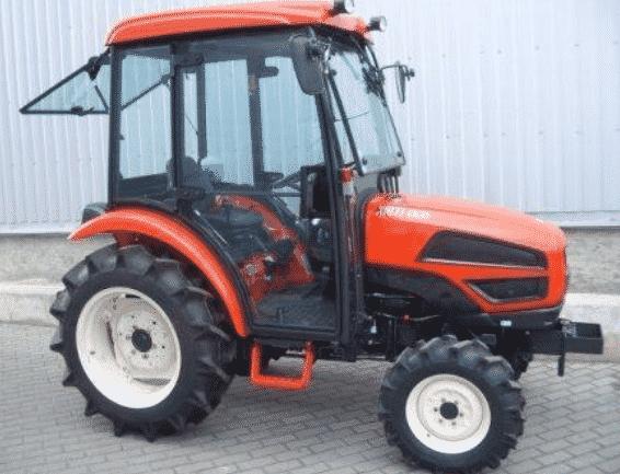 Трактор Киоти СК 35