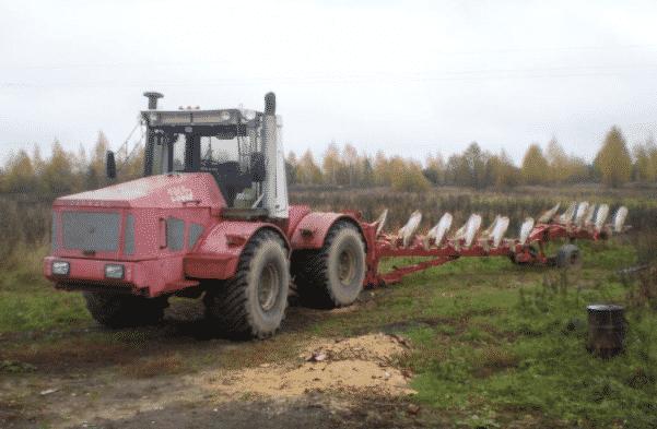 Трактор Кировец К-744 Р1